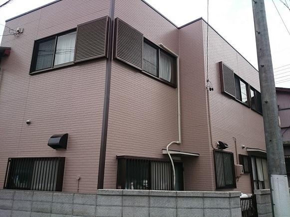 香川県 外壁塗装・ H様邸